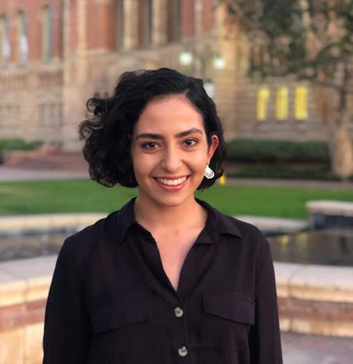 Niousha Farhangi